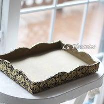 和柄の華やかスタッキングボックス♪の記事に添付されている画像