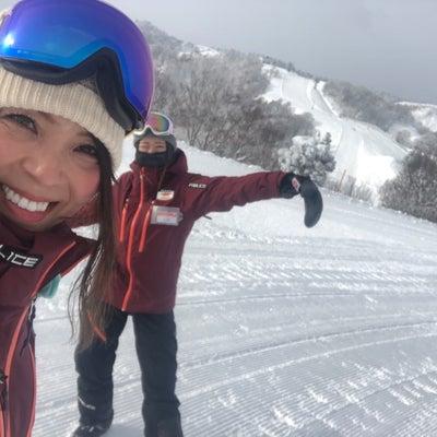 冬の間はスノーボードのインストラクターをしていますの記事に添付されている画像