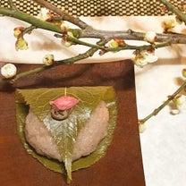 ノンシュガー桜餅(道明寺)の記事に添付されている画像