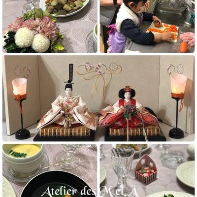 4回目のひな祭りの記事に添付されている画像
