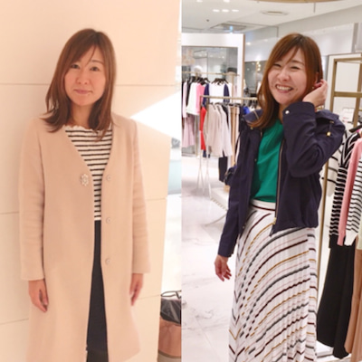 追記★【開催レポ】ショッピング同行@銀座の記事に添付されている画像