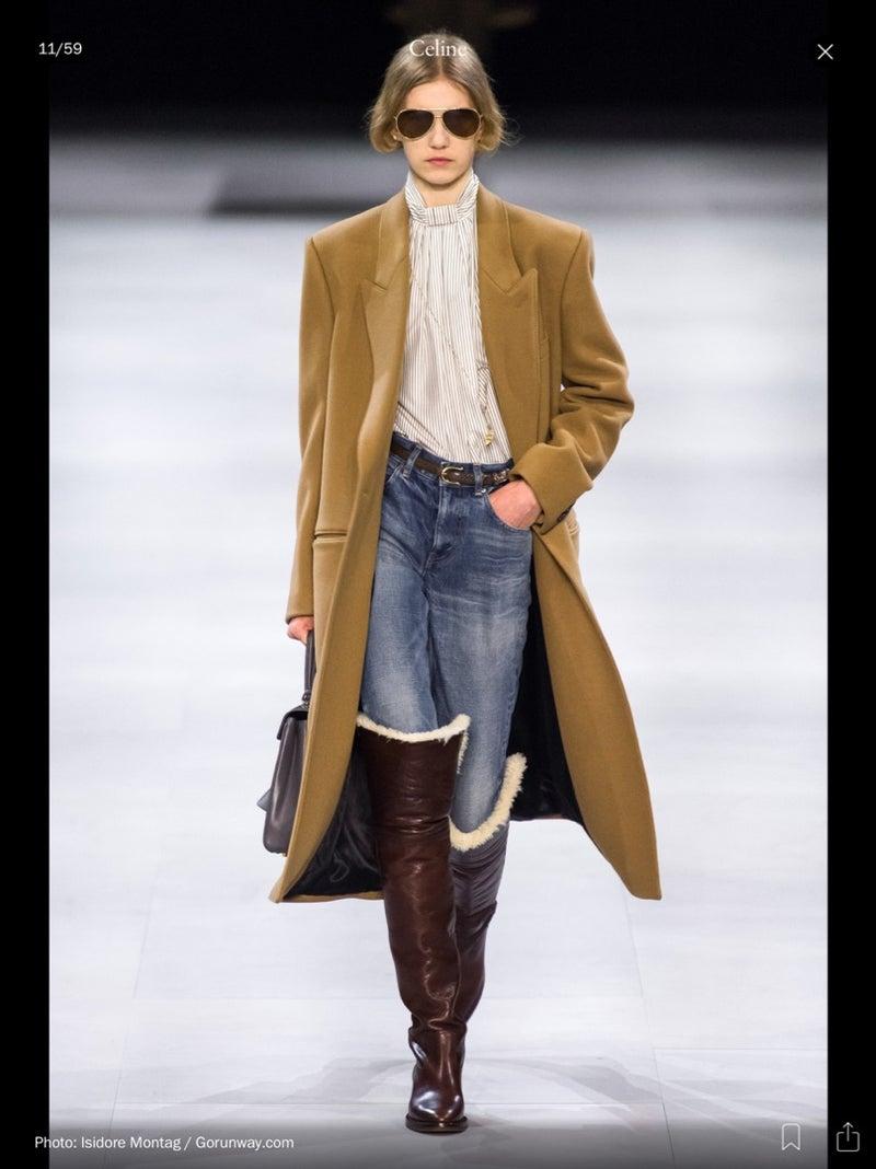 b81761474eee 2019 FALL Celine ポストセリーヌはエディ・スリマン | 服好きMDの ...