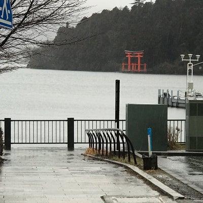 祝 芦ノ湖モンスター現る 解禁の記事に添付されている画像