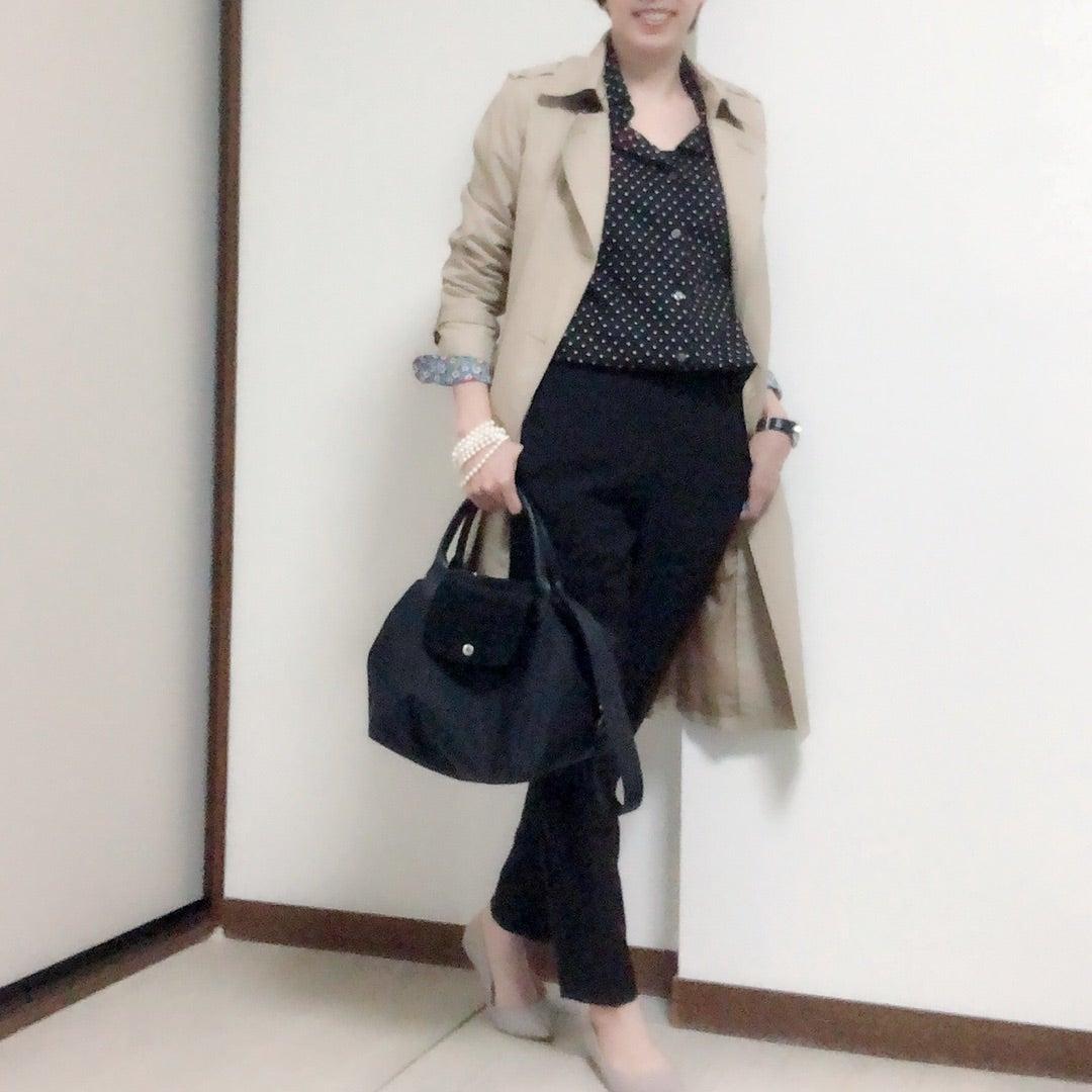 ズボラ女子がパリジェンヌに着替えたら… 関西・京都パーソナルスタイリスト吉田アミのブログやっぱマンネリ打破したーーーい!!