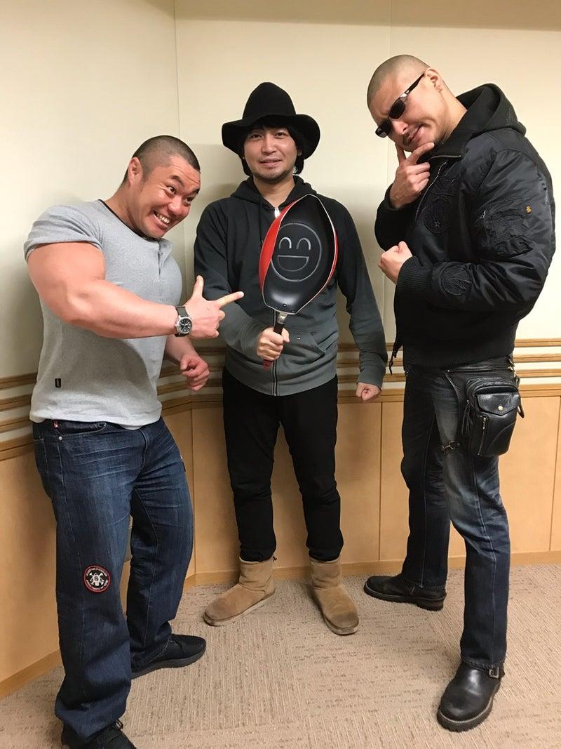 人気声優の中村悠一さんとマフィア梶田さんとジャスティス岩倉 ...