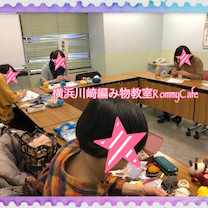 4月26日(金)横浜西口レッスン作品課題はどれも可愛いかぎ針編みの小物ばかり 横の記事に添付されている画像