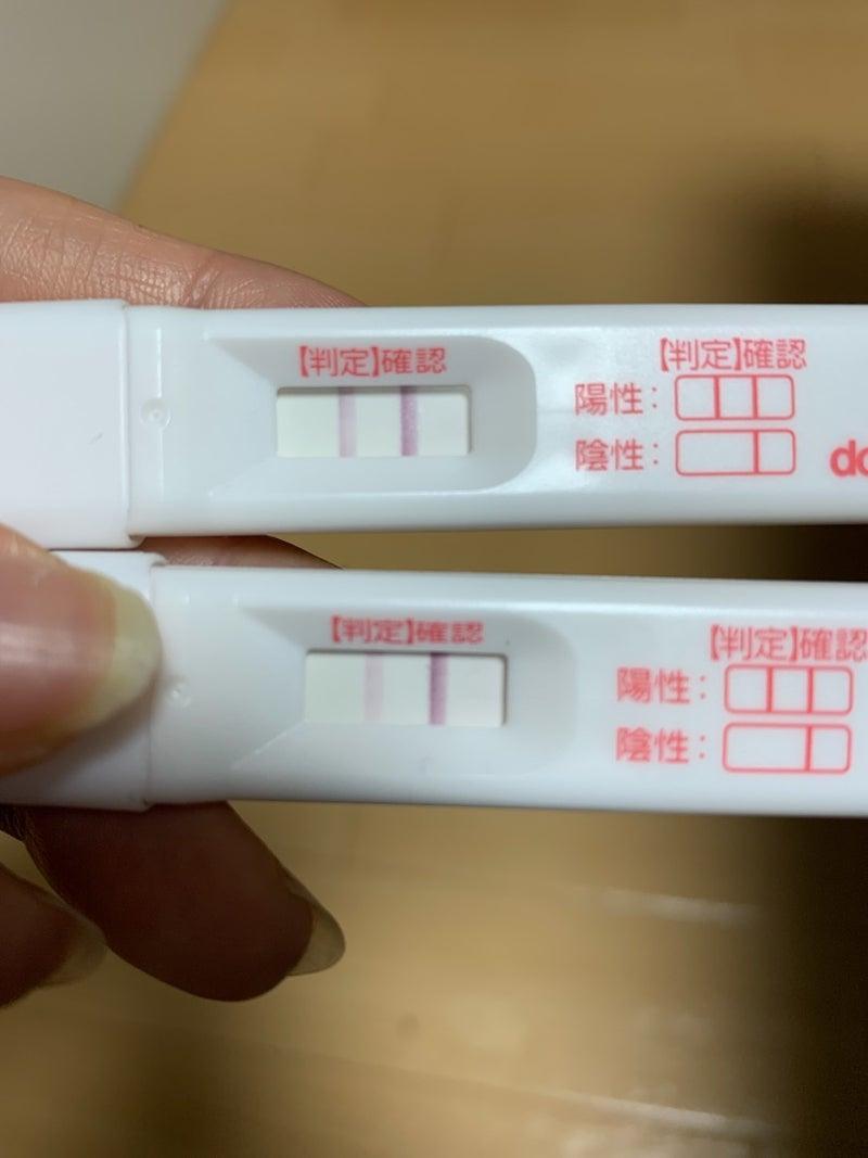 化学流産 妊娠検査薬 画像