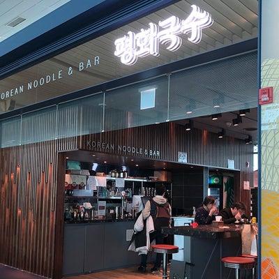 ピョンファククス(仁川空港内)★5-ククス・ヤンコムタン・冷麺・ミシュランの記事に添付されている画像