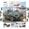 企画協力月刊アーマーモデリング第2弾☆軽装甲機動車!の画像