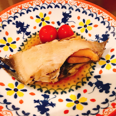 カレイの煮付けの記事に添付されている画像