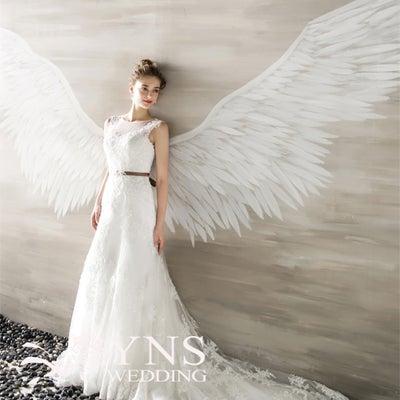 ☆背中の透け感がステキなドレス(SR17925)☆の記事に添付されている画像
