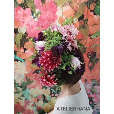 花を纏う~hanagoromo花衣~の記事に添付されている画像