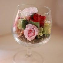 手持ちの花器でオリジナルレッスンの記事に添付されている画像