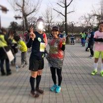 姫路城マラソン振り返りの記事に添付されている画像
