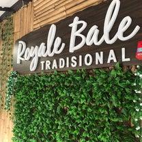 特派員OがRoyal Bale Tradisioalへの記事に添付されている画像