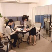 スタッフミーティングの記事に添付されている画像