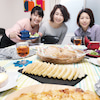 【レッスンレポ③】比内地鶏のココナッツミルクカレーと2種のパンの画像