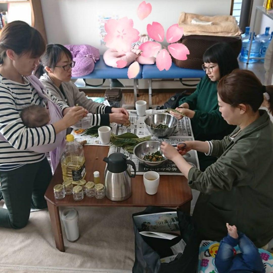 【開催報告!】3/5(火)万能クリームWSの記事より