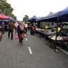 マレーシアのナイトマーケットの画像