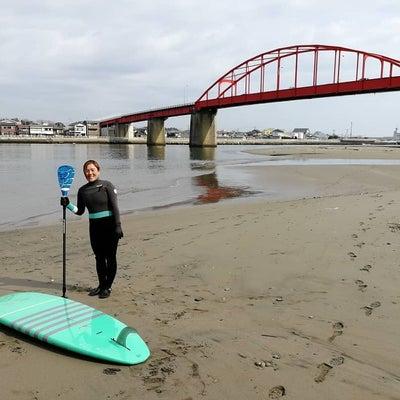 River SUP 茨城 大洗の記事に添付されている画像