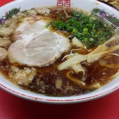 福山市バラ公園近く『中華そば専門店 まるふじ』の記事に添付されている画像