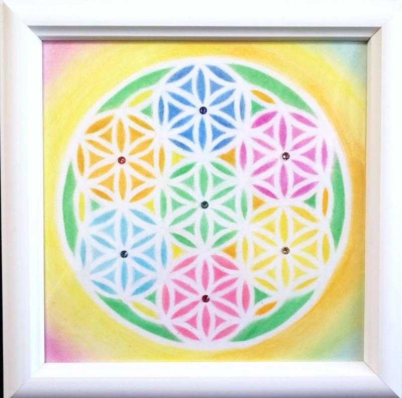 神聖幾何学 Awakening Geometory