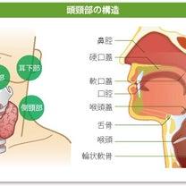 頭頸部がん、、局所再発、、怖いの記事に添付されている画像