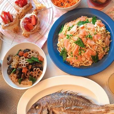 パリでお食い初め&桃の節句❁の記事に添付されている画像