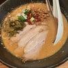 夜ごはんin恵比寿『つなぎ/芝麻担々麺』の画像