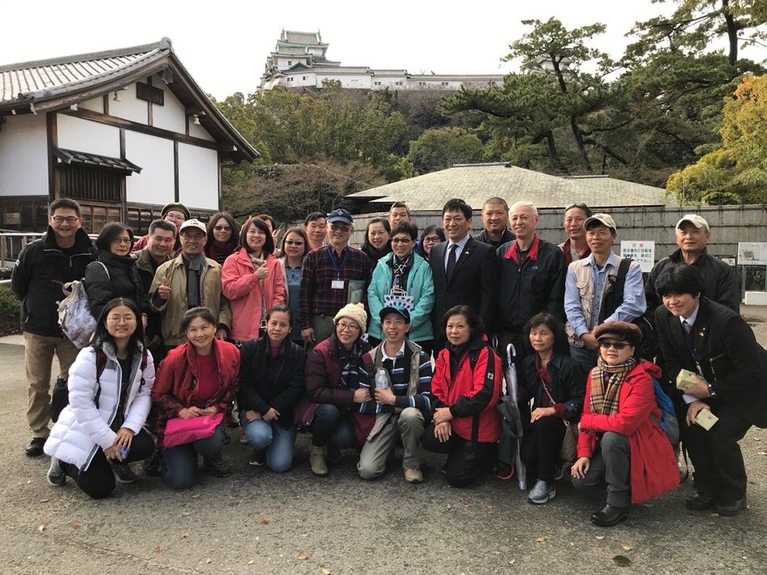 台湾観光客のオール和歌山ツアー