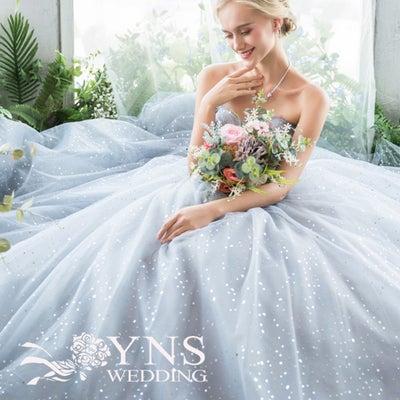 大阪サロン新作ドレスご紹介の記事に添付されている画像