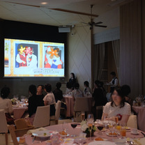 結婚式当日レポ⑩~新郎新婦再入場~の記事に添付されている画像