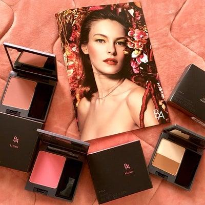 B.A カラーズ ブラッシュ コレクションを使ってみました♡の記事に添付されている画像