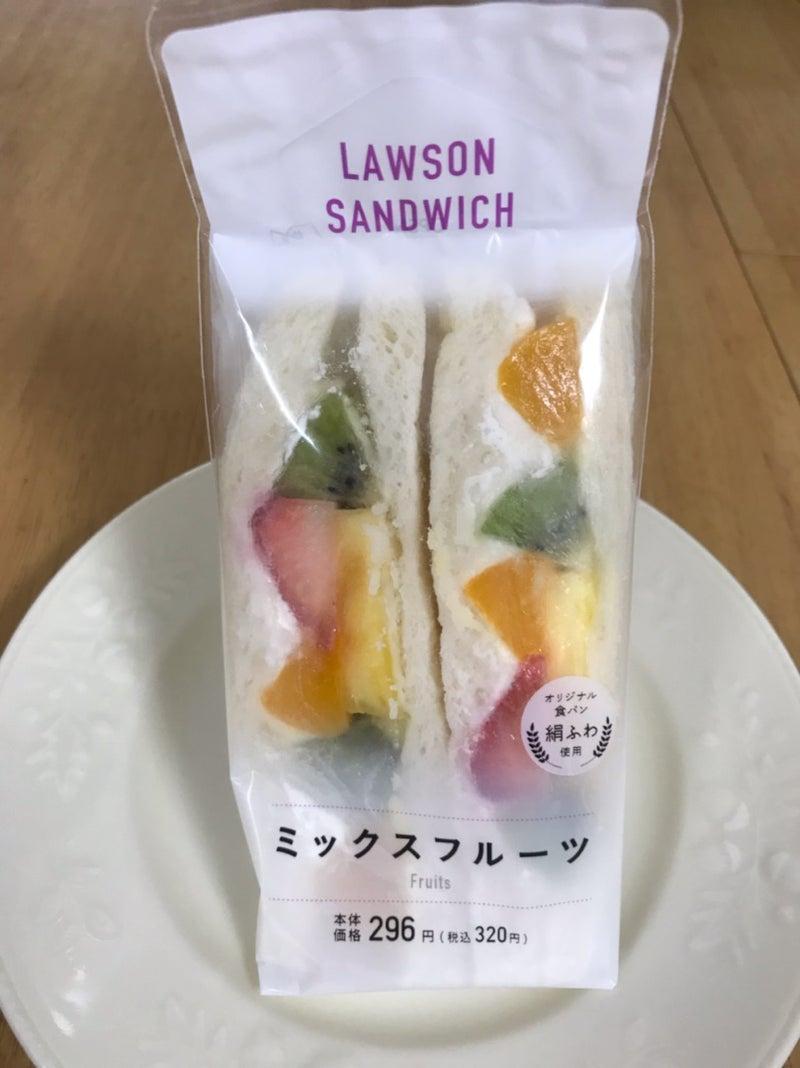 ローソン フルーツ サンド