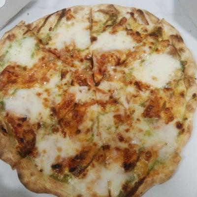 ガストのマルゲリータピザお持ち帰り今だけ299円の記事に添付されている画像