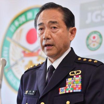 河野統幕長の後任は山崎陸幕長 歴代最長の統幕長4月1日に退任の記事に添付されている画像
