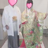 和装選び。ドレス決定。の記事に添付されている画像