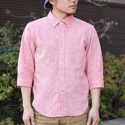 Pherrow's 今年も7分袖シャツ入荷しました!の記事に添付されている画像