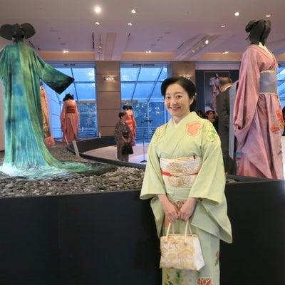「Kimono mania」オープニングレセプション at イタリア文化会館の記事に添付されている画像