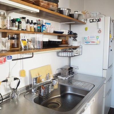 家事がしやすい配置に改善!キッチン収納BeforeAfter【整理収納コンサル実の記事に添付されている画像