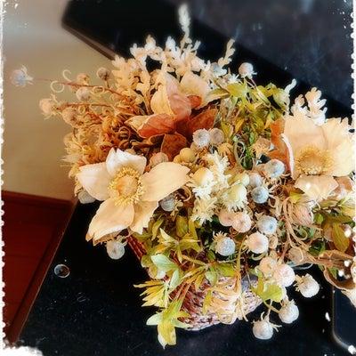 ☆ 春色に少し色を‥布花の記事に添付されている画像