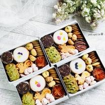 [レッスンレポ]クッキー缶レッスン❤️アイシングの師匠来たるの記事に添付されている画像