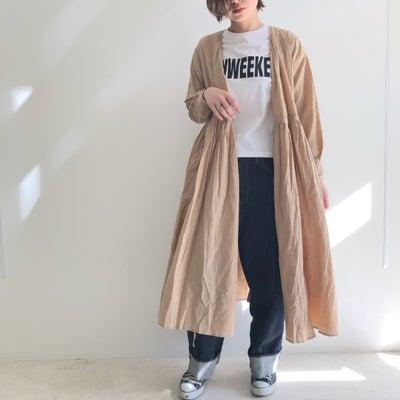 「siro de labonte」Tシャツ・ガウン・ニットが入荷!の記事に添付されている画像