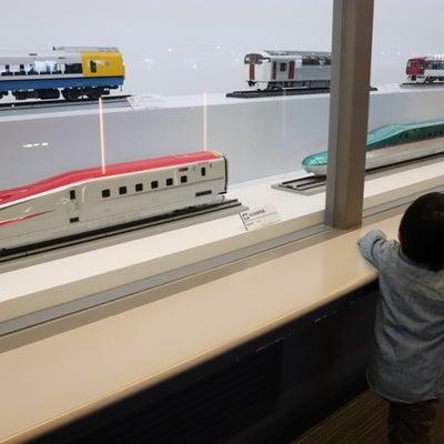2歳半の息子と東京旅行☆てっぱく後編の記事に添付されている画像