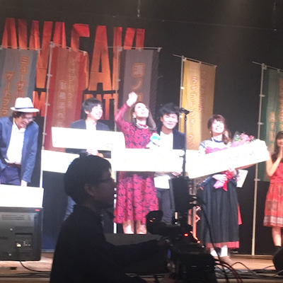 カナコレBANDが優勝!!の記事に添付されている画像