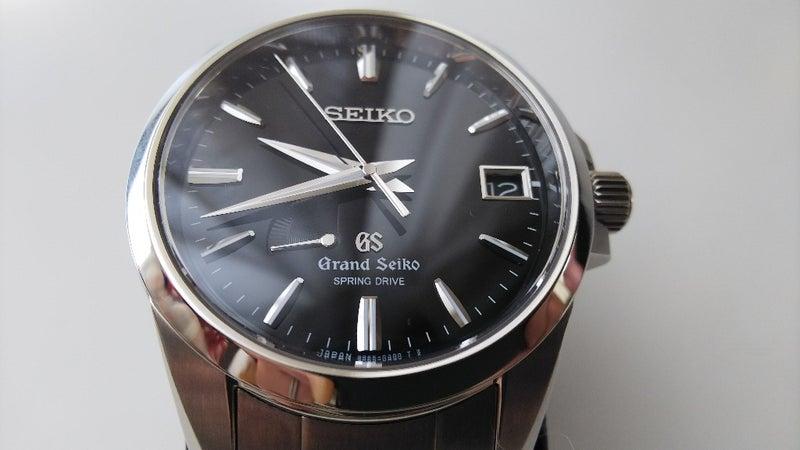 lowest price 8d25b 97cf5 グランドセイコー スプリングドライブ(GRAND SEIKO ) SBGA027 ...