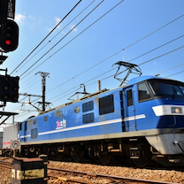 JR貨物【EF210-107】~1068レ~の記事に添付されている画像