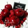 りんごケーキの画像