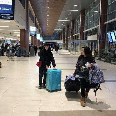ハリファックスから日本へ帰国するとき・・・の記事に添付されている画像