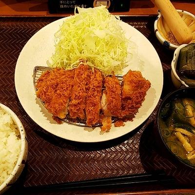 黒豚ロースカツ定食(かつ庵)の記事に添付されている画像